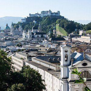 Salzburgo - Ingressos