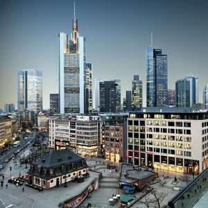 Frankfurt - Ingressos