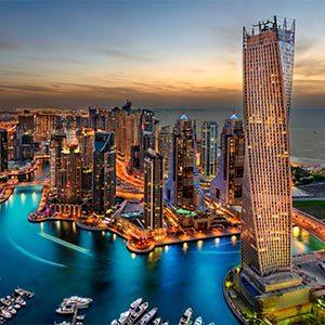Dubai - Ingressos