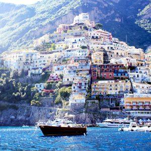 Capri - Passeios em Grupo