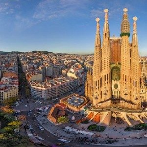 Barcelona - Passeio em Grupo