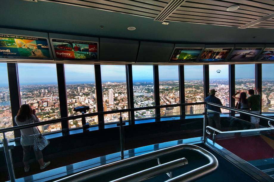 Sydney – Ingresso Sydney Tower Eye - Flynet Travel