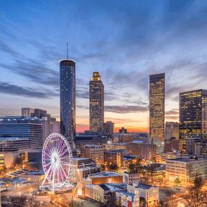 Atlanta - Ingressos