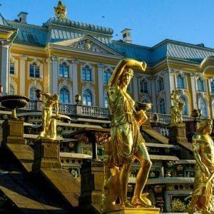 São Petersburgo - Ingressos