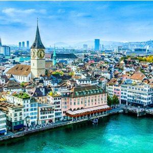 Zurique - Ingressos