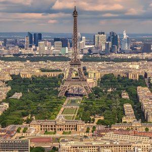 Paris - Ônibus Panorâmico
