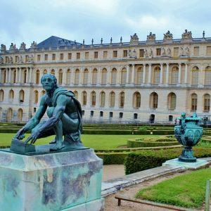 Paris - Palácio de Versalhes